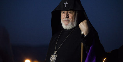 Pontifical Encyclical on the Occasion of the Restoration of the Mother Cathedral of Holy Etchmiadzin