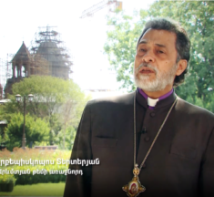 Holy Etchmiadzin: Giving from the Heart